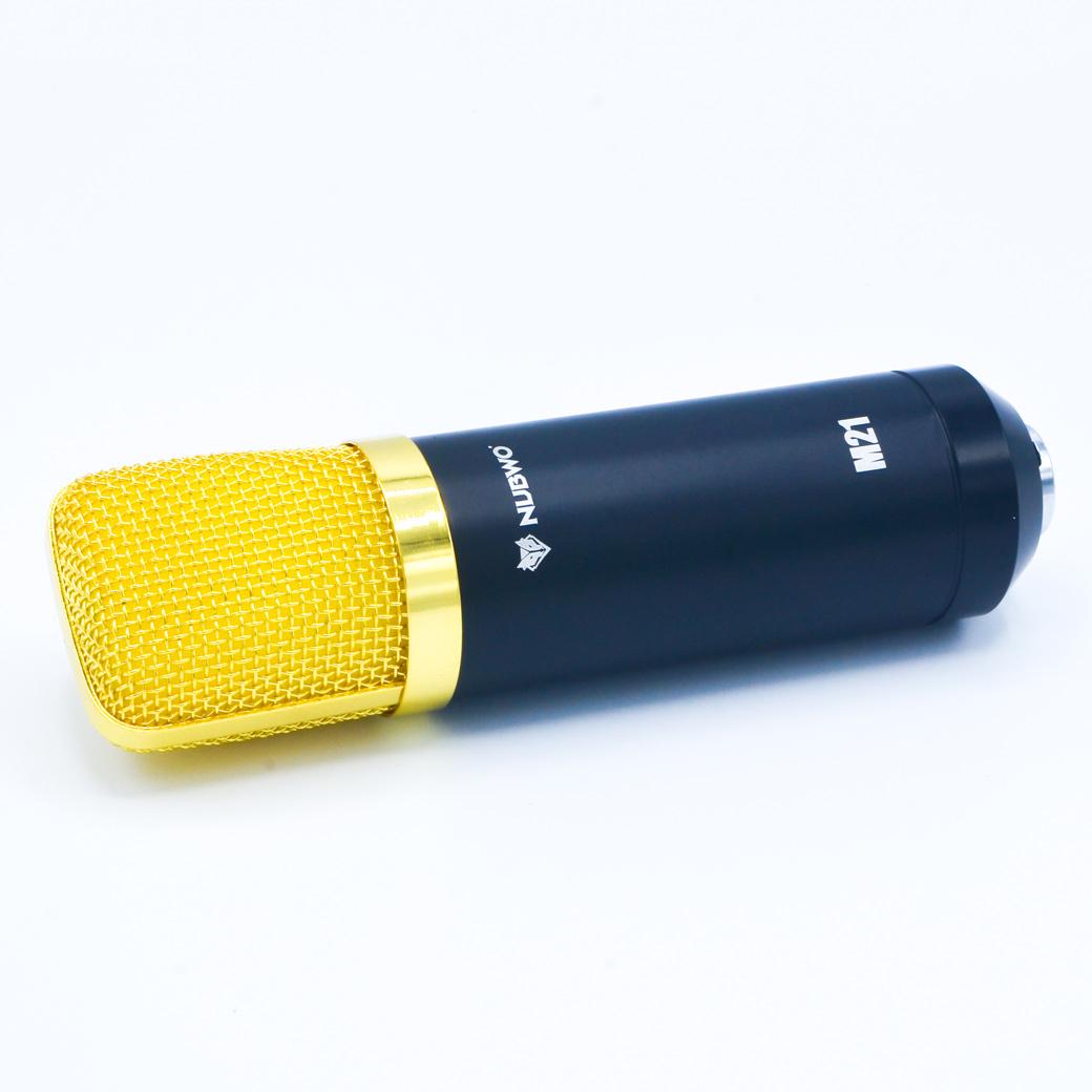 ไมโครโฟน ยี่ห้อ NUBWO รุ่น M21