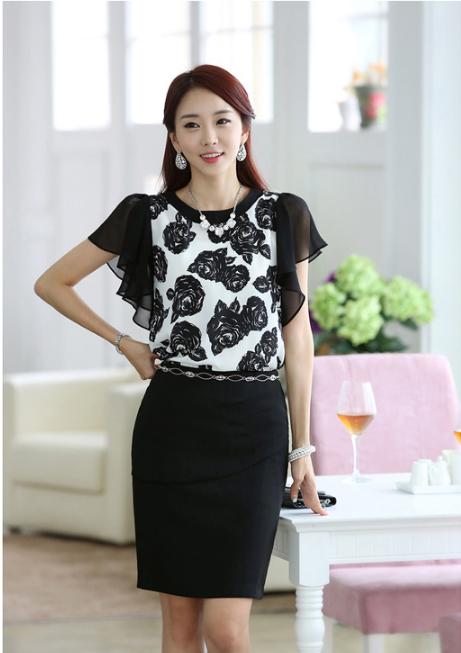 เสื้อผ้าแฟชั่นเกาหลีน่ารักๆ