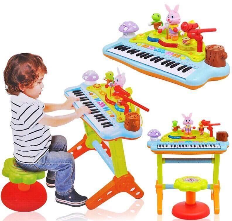 เปียโนเด็ก อิเล็กทรอนิกส์ Funny Playing and Learning Electronic Organ