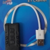 USB Sound Adaptor 8.1 Channel