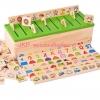 ของเล่นเสริมพัฒนาการ ของเล่นไม้ ของเล่น Learning Classification Box