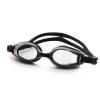 แว่นตาว่ายน้ำสีดำ