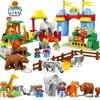 ตัวต่อเลโก้ Happy Zoo 92 ชิ้น