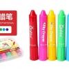 Onshine Silky Crayons สีเทียนเนื้อนิ่มแท่งโต