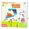 ของเล่นเสริมพัฒนาการ ชุดสร้างภาพงานฝีมือMosaic Puzzle 360 ชิ้น
