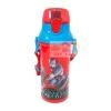 กระติกน้ำเด็ก มีสายสะพายแบบยกดื่ม + ใส่หลอดดูดได้ ลาย Avengers