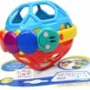 ของเล่นเด็กอ่อน บอลนิ่ม ยางกัด ลูกบอลแสนนิ่ม Bendy Ball