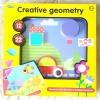 Creative geometry ปักหมุดรูปทรง สีสัน สุดน่ารัก