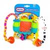 BeadChaserz ( little tikes) ของเล่นเขย่ามีเสียง ลูกปัด พร้อมยางกัดรูปทรงต่าง สีสันสดใส