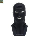 โม่งคลุมหัว สีดำ แบบปิดทั้งหน้า ป้องกันแดด ป้องกันรังสี UV