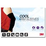 ปลอกแขนกันแดด 3M สีดำ ปลอกแขนกัน UV 99% Made in Korea