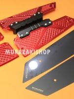 พื้นวางเท้า CNC REVOLUTION All New Forza 300 ราคา3850