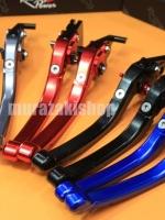 มือเบรค ครัช ปรับระดับ RACING POWER ราคา1200 ใส่รุ่น Z250-300 CB650F R3 R15 NEW R15 M-SLAZ MSX CB150R CB300