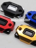 ฝาปิดกระปุ๊กดิสหน้า CNC 2ชั้น MORITECH CB150R PCX150 MSX ราคา450
