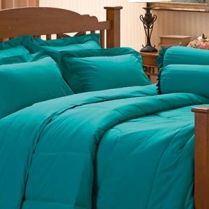 ชุดเครื่องนอน ชุดผ้าปูที่นอน สีพื้น ยี่ห้อ เจสสิก้า jessica สีเขียว Green