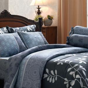 ชุดเครื่องนอน ผ้าปูที่นอน JESSICA Cotton 100% พิมพ์ลาย C1007 ใหม่ล่าสุด