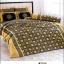ชุดเครื่องนอน ผ้าปูที่นอน ลายคลาสสิค TT005 น้ำเงิน