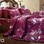 ชุดเครื่องนอน ผ้าปูที่นอน JESSICA เนื้อผ้า Cotton 100% เปลือกมังคุด รุ่นC938