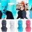 โม่งคลุมหัว สีขาว แบบปิดทั้งหน้า ป้องกันแดด ป้องกันรังสี UV thumbnail 3
