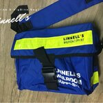 Safety Bag LINNELL'S (แดง-เหลือง)