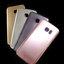 เคสยาง สีเมทัลลิก (ด้าน - Matt ) เคส Samsung Galaxy S7 Edge thumbnail 1
